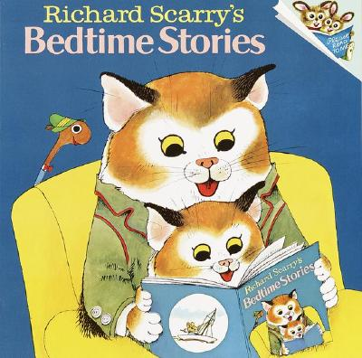 Richard Scarry's Bedtime Stories By Scarry, Richard